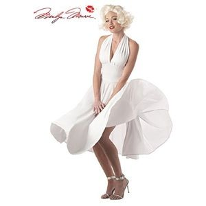 Complete Marilyn Monroe Costume official